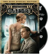 The Great Gatsby [New DVD] Special Edition, UV/HD Digital Copy, 2 Pack