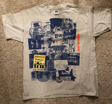 Vintage 1993 Womad Festival T-shirt + Backstage Pass
