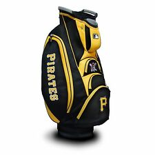 NEW Team Golf MLB Pittsburgh Pirates Victory Cart Bag