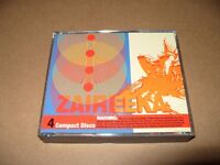 Zaireeka by The Flaming Lips (1997) 4 cd Box Set cds Are Mint Condition