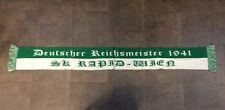 Rapid Schal Reichsmeister 1941