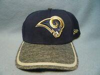 New Era 39thirty Los Angeles Rams on field M/L BRAND NEW Curved Bill cap hat LA