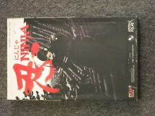 """CRAZY OWNERS Ninja 1/6th Scale 12"""" Action Figure BRAND NEW"""