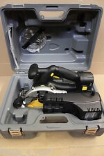 New Draper Expert CCS140 18v 140mm Circular Saw Complete In Box