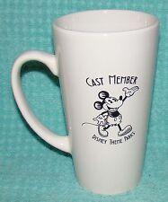 New Disney Cast Member Tall Mug or Cup - Theme Parks