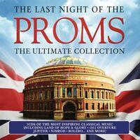 LAST NIGHT OF THE PROMS: THE ULTIMATE COLLECTION  3 CD NEU ELGAR/VIVALDI/LISZT/