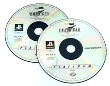 Final Fantasy VII Disques 2 & 3 only ! - PS1 - Disques seul - PAL FR