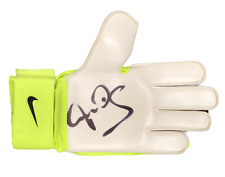 PETER SCHMEICHEL SIGNED NIKE GOALKEEPERS GLOVE SEE PROOF MANCHESTER UNITED