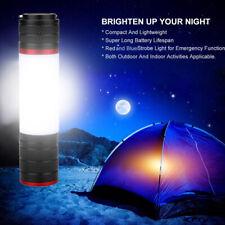 Camping Lantern LED Lights T6 60SMD Portable Hanging Magnetic Camp Hike 6 Modes