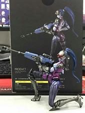 Blizzard OverWatch OW Heroes Widowmaker Amélie Lacroix PVC Action Figure Model