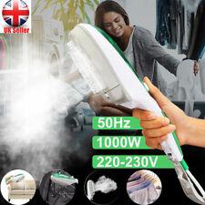Portable Travel Handheld Iron Clothes Steamer Garment Steam Brush Hand Held UK
