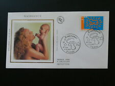 child baby new born greetings stamp FDC 97528
