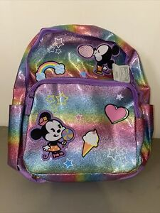 Disney Mickey Mouse Mickey & Minnie Mouse Backpack