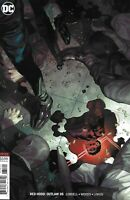 Red Hood Outlaw Comic Issue 35 Limited Variant Modern Age First Print 2019 Woods