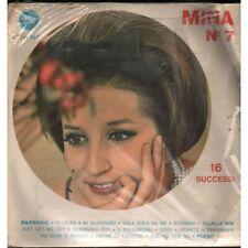 Mina Lp Vinile Mina N 7 / Italdisc – BW 187 Sigillato