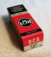 RCA Electronic Tube 1A7 - new in box - tested