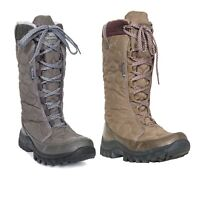 Trespass Womens Snow Boots Waterproof with Insulated Design Winter Ceitidh