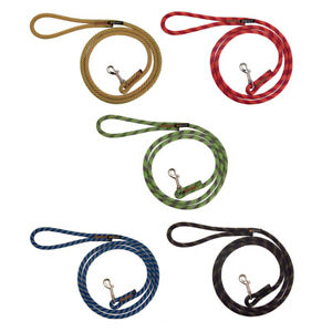 BlueWater Ropes K9 Cord® 9' Dynamic Climbing Rope Dog Leash