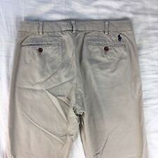 F14 Polo by Ralph Lauren Chino Mens Size 32 100% Cotton Pants W:32 L:40