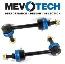 Ford F-150 2004-2005 4WD Pair Set of Front Sway Bar Links Kit Mevotech MK80279
