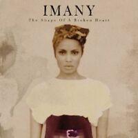 IMANY - THE SHAPE OF A BROKEN HEART  CD NEUF+++++++++++