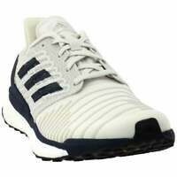 adidas Solar Boost  Casual Running  Shoes Off White Mens - Size 8 D