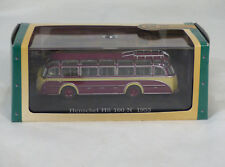 Bus Collection Atlas 1/72° Autobus Henschel HS 100 N 1953 Neuf/Boite (#A12)