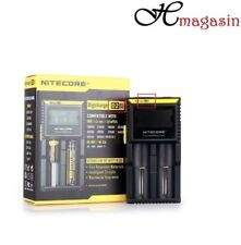 Nitecore D2 Charger LCD 18650 18350 16340 14500 IMR universal smart Charger