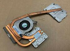 Genuine HP EliteBook 8560W INTEL Cooling Fan HeatSink 460402300-600-G 652675-001