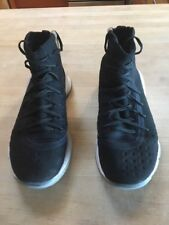 curry 4 more dimes - black and white - size 9.5 - good condition