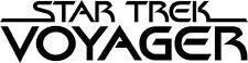 Star Trek Voyager Vinyl Decal Sticker