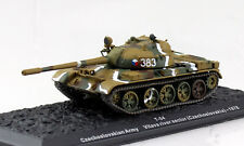 Panzer T-54 Tschechoslowakei 1978 Fertigmodell 1:72 Altaya