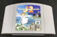 J2 For N64 Japanese Import **USA SELLER** Fastest Shipping!