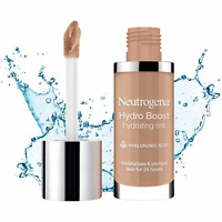 Neutrogena Hydro Boost Hydrating Tint Foundation, You Choose!