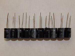 Nichicon Capacitor 16V 1000uF 105deg LOW ESR 10mm x 15mm (10 pack) [01]