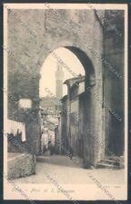 Siena città PIEGA cartolina ZG1249