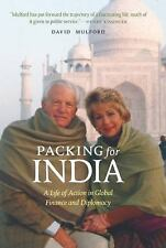 Packing for India: A Life of Action in Global Finance and Diplomacy (Hardback or