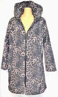 TS coat TAKING SHAPE plus sz S / 16 Jasper Padded Coat comfy jacket NWT rrp$250!