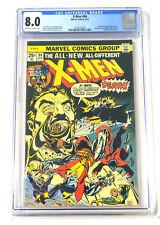 X-Men #94 CGC 8.0 New X-Men (1975)