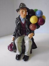 Royal Doulton The Balloon Man HN 1954 Made in England Ceramic