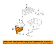 Jeep CHRYSLER OEM Grand Cherokee Air Cleaner Intake-Box Body Lower 5159169AB