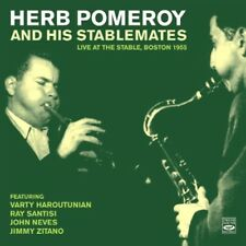 Herb Pomeroy  AND HIS STABLEMATES - LIVE AT THE STABLE, BOSTON 1955