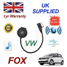 For VW FOX Bluetooth Music Streaming USB Module MP3 iPhone HTC Nokia LG Sony