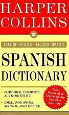 Harper Collins Spanish Dictionary - HarperCollins (Paperback)
