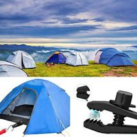 Large Canopy Windproof Reinforced  Clip Outdoor Buckle Tent Fixed Plastic Clip