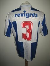 FC Porto NUMBER 3 Portugal football shirt soccer jersey trikot camisa size L