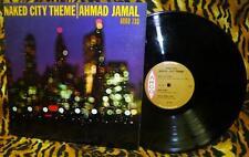 Ahmad Jamal Naked City Theme LP Argo 733 Jamil Sulieman Chuck Lampkin