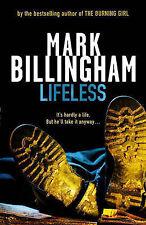 Lifeless (Tom Thorne Novels), Billingham, Mark 0316727520 Large Paperback