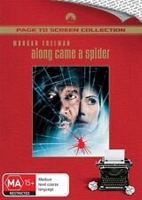 Along Came A Spider (DVD, 2009) Region 4 Thriller DVD Rated MA Morgan Freeman