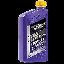 Royal Purple HPS Oil 10w30 High Performance Street HPS ( 5 quarts ) 31130